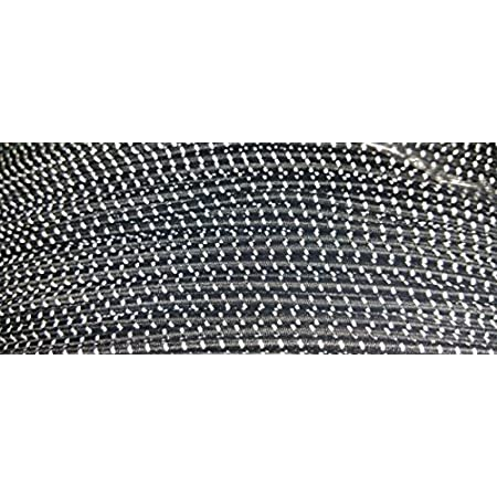 """1//16 5//16 1//4 1//2 inch Crafting Stretch String 10 25 50 /& 100 Foot Lengths Made in USA PARACORD PLANET Elastic Bungee Nylon Shock Cord 2.5mm 1//32 3//8 5//8 3//16 1//8/"""""""