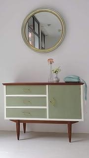 Mueble aparador/cajonera/salon/cuarto/verde/madera/mueble
