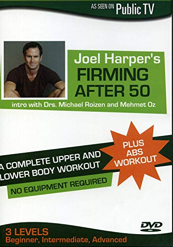 Joel Harpers Firming After 50
