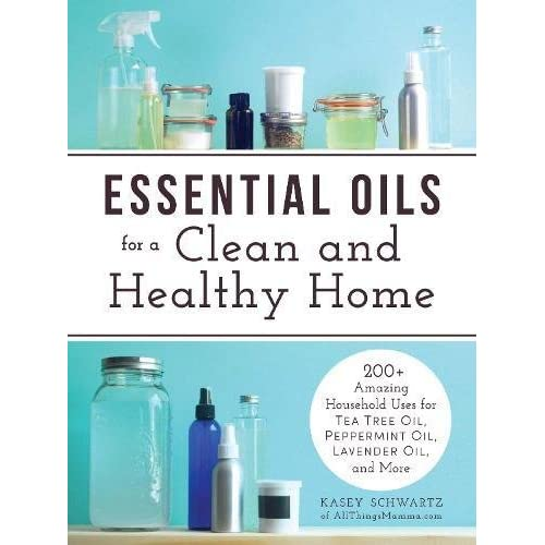 First Steps to a Healthy Home with Essential Oils Workshop