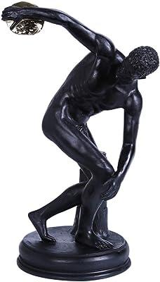 Estatuas Esculturas Decoración Figura Escultura Discutir Lanzar ...