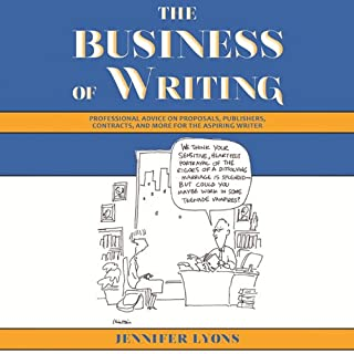 The Business of Writing audiobook cover art