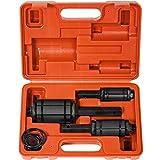 TecTake® Auspuff Rohraufweiter Rohrspreizer Rohrausweiter Set Rohrexpander inkl. Koffer
