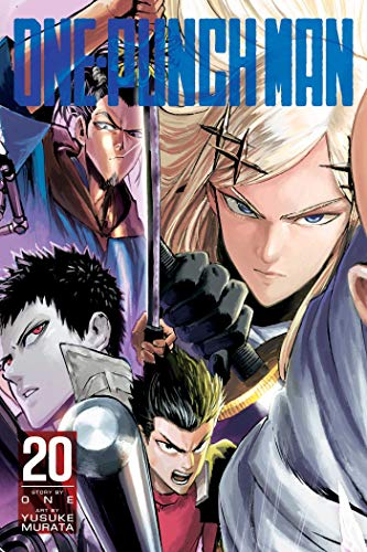One-Punch Man, Vol. 20 (20)
