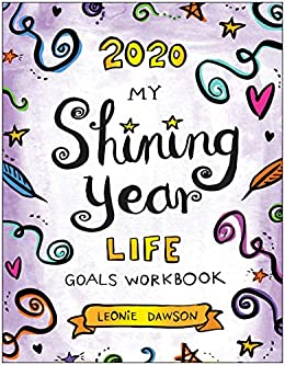 2020 My Shining Year Life Goals Workbook - Kindle edition by ...