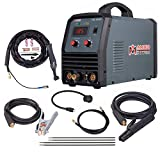Amico TIG-185HF, 185 Amp TIG/Stick DC Welder, High Frequency & High Voltage 100% Start Welding
