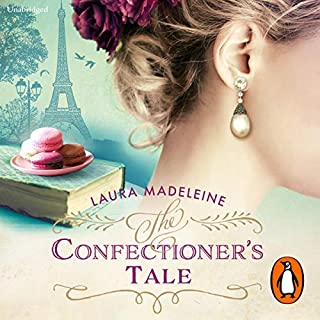 The Confectioner's Tale                   By:                                                                                                                                 Laura Madeleine                               Narrated by:                                                                                                                                 Julie Teal                      Length: 8 hrs and 41 mins     3 ratings     Overall 4.7