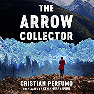 The Arrow Collector audiobook cover art