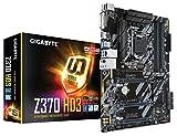 GIGABYTE Z370 HD3 (Intel LGA1151/ Z370/ ATX/ M.2/ Intel LAN/ ALC892/ HDMI/ Motherboard)