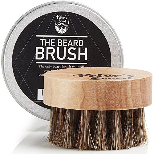 Cepillo para Barba Hombre - Pequeño...