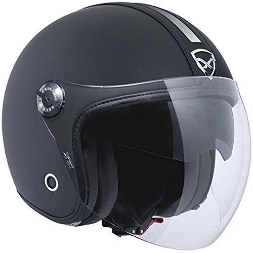 Nexx X70 Helmet - Groovy Matte Black - M