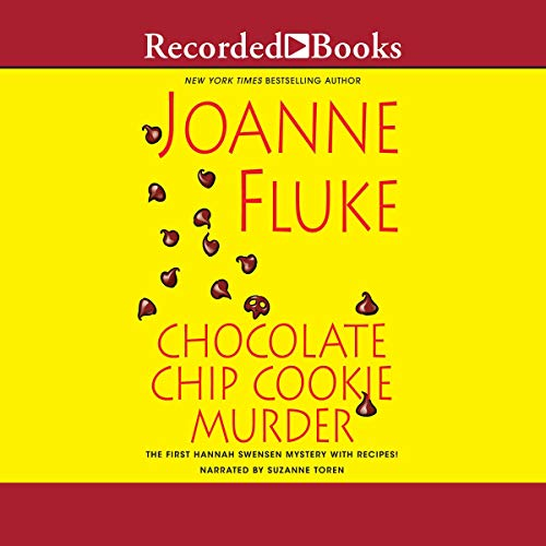 Chocolate Chip Cookie Murder audiobook cover art