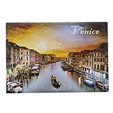 Kesheng Imán para Nevera Venecia Italia