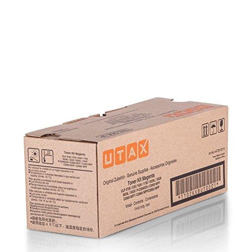 Original Utax 4472610014 / CLP3726, für P-C 2665 i MFP Premium Drucker-Kartusche, Magenta, 5000 Seiten