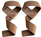 AQF Gewichthebergurte Neopren gepolsterte Handgelenksstütze, Crossfit Training Handgelenkgurte...