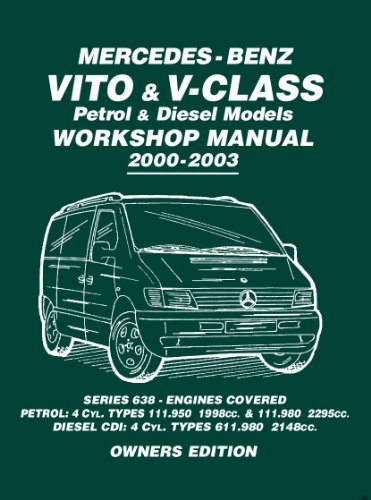 Mercedes Benz Vito & V Class Reader