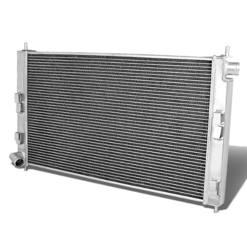 Replacement for Mitsubishi Lancer EVO 10/X Full Aluminum 2-Row Racing Radiator - CZ4A