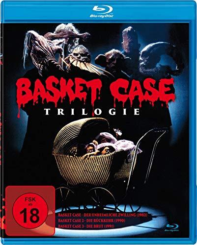 Basket Case - Trilogie [Alemania] [Blu-ray]