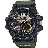 [カシオ] 腕時計 ジーショック MUDMASTER GG-1000-1A3JF グリーン