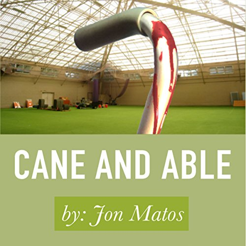 Cane and Able audiobook cover art