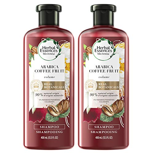 Bio:renew Arabica Coffee Fruit Shampoo, 13.5 fl oz Twin Pack (Packaging May Vary)
