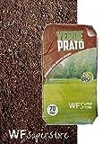 WUEFFE Terriccio Professionale Prato - Sacco 70 lt - Semina tappeti erbosi 80