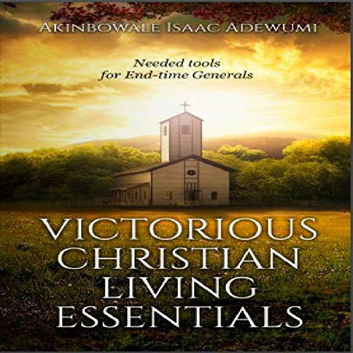 Victorious Christian Living Essentials cover art