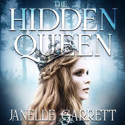 The Hidden Queen audiobook cover art