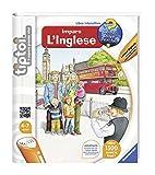 Ravensburger - TipToi - Libro interattivo. Imparo l'inglese...