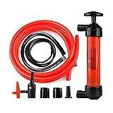 Extractor de aceite especial para coche de mano, cambiador manual de aceite, tubo de succión para tanque de combustible