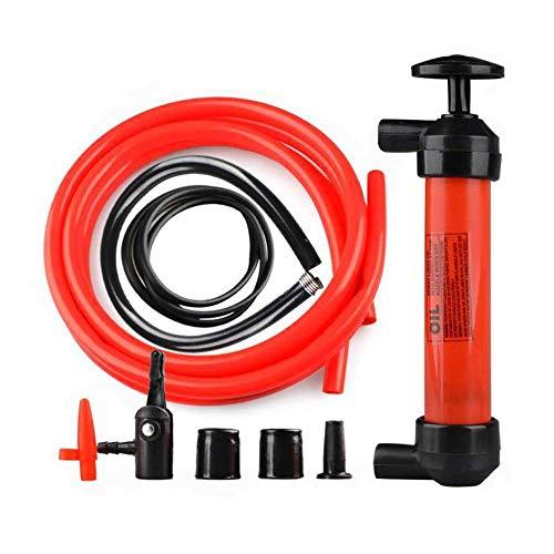 Extractor de aceite especial para coche de mano, cambiador de aceite manual, tubo de succión del tanque de combustible