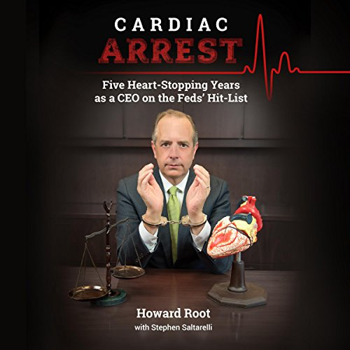 Cardiac Arrest audiobook cover art