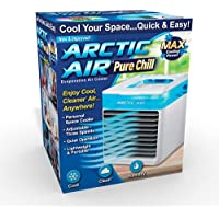 Ontel Arctic Air Pure Chill Evaporative Ultra Portable Personal Air Cooler