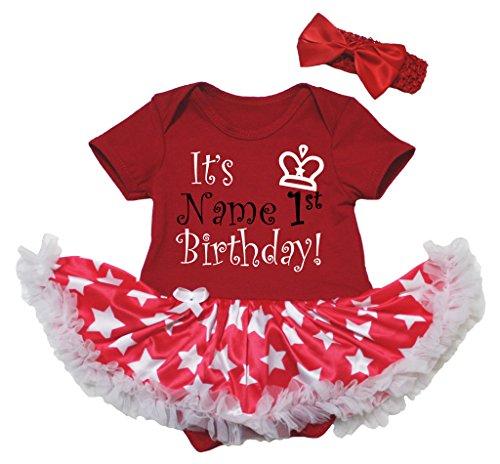 Petitebelle - Body - Bébé (fille) 0 à 24 mois Rouge Red - Rouge - 120