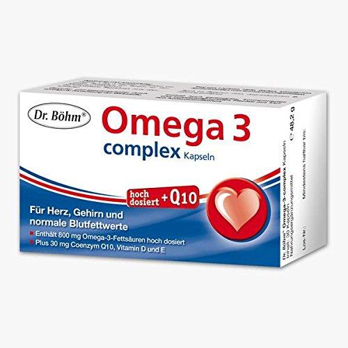 OMEGA -3 DR.BOEHM KAPSELN COMPLEX (30 ST)