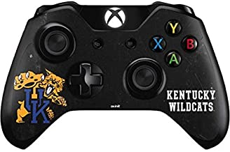 Skinit Decal Gaming Skin for Xbox One Controller - Officially Licensed College UK Kentucky Wildcats Mascot Design