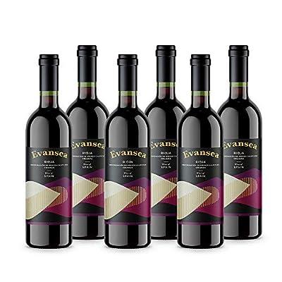 Evansea Rioja Crianza, Spain (6x75cl)