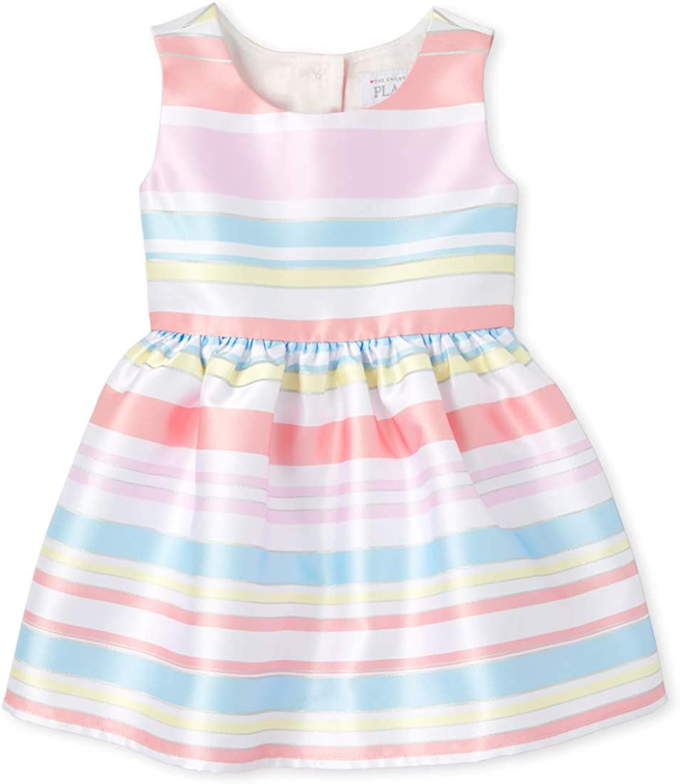 The Complete Free Shipping Children's Place Baby Sleeveless Girls' New York Mall Pleated Dress