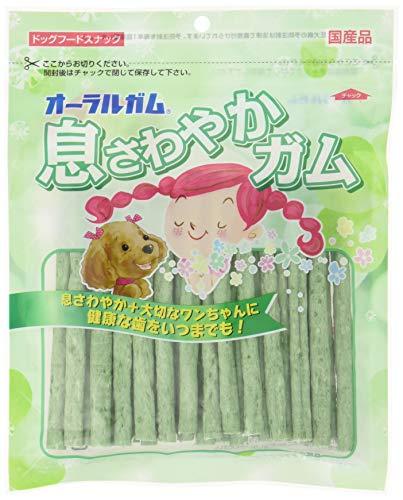 ダイワ 犬用おやつ 国産 歯磨きガム コラーゲンスティック クロロフィル 小型犬 30本