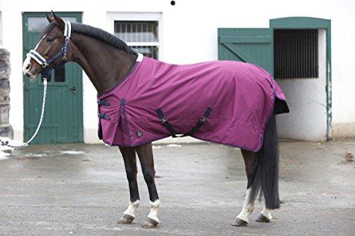PFIFF 101670 Regendecke, Wasserdicht Gefüttert, Weidedecke Pferdedecke, 125-157