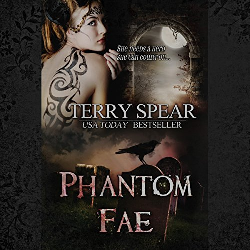 Phantom Fae audiobook cover art