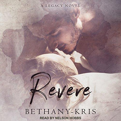 Revere: A Legacy Novel audiobook cover art