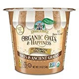 Bakery On Main Unsweetened, 0 g Sugar, Probiotic Oatmeal Cups, 12 Count, Oats & Ancient Grains, 22.8 Oz