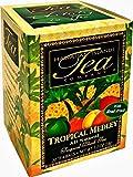 Hawaiian Islands Tropical Fruit Medley Black Tea, All Natural - 20 Teabags