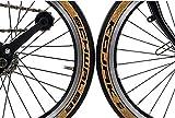 Brompton CHPT3 Schwalbe Kojak - Neumáticos para tanwall (2 unidades)