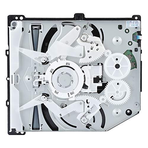 Reproductor de DVD/CD Reemplazo para Consola de Juegos, Unidad de DVD CD-ROM de BLU-Ray Reemplazo para PS4 KEM-490, Unidad de Disco Portátil Lector de CD DVD y Reproductor