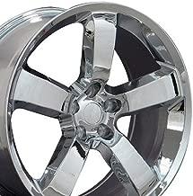 OE Wheels 20 Inch Fits Dodge Challenger Charger SRT8 Magnum Chrysler 300 SRT8 DG04 Chrome 20x9 Rim