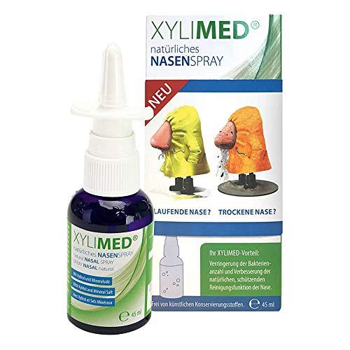 MIRADENT Xylimed natürliches Nasenspray 45 ml