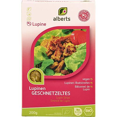 Alberts Bio Lupinen Geschnetzeltes (6 x 200 gr)