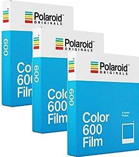 Polaroid Original 600 färgfilm trippelpaket (24 bilder)